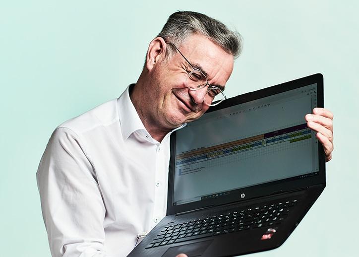 Peter Mittermayr, MSc. Campus Direktor