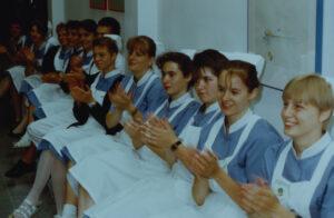 Schülerinnen der Pflegeschule Reutte
